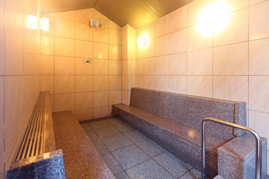 漢薬蒸風呂